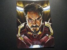 INCREDIBLE HULK Avenger marvel comics Art 5X7 Postcard poster print robert bruno