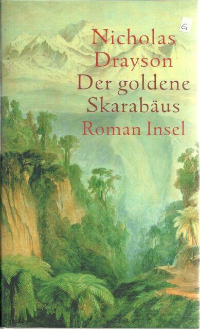 Der goldene Skarabäus von Nicholas Drayson (2003, Gebunden)