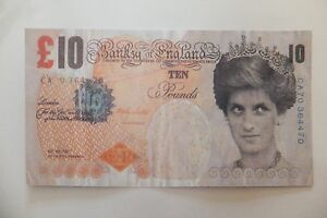 Banksy tenner Notting hill Carnival 2004 to Barely Legal Genuine Dismaland WSM - <span itemprop=availableAtOrFrom>Bristol, United Kingdom</span> - Banksy tenner Notting hill Carnival 2004 to Barely Legal Genuine Dismaland WSM - Bristol, United Kingdom