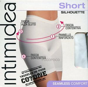 SHORT-MODELLANTE-DONNA-MICROFIBRA-INTIMIDEA-ART-410135