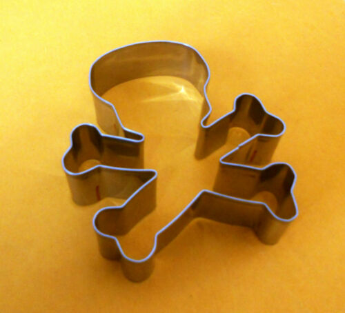 Skull crossbone Cookie Cutter Fondant Baking Biscuit Mold