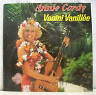 "33 tours ANNIE CORDY Disque Vinyle LP 12"" VANINI VANILLEE - CBS 85475 Guitare"