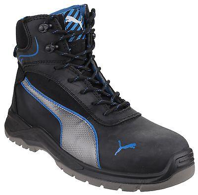 Puma Atomic mediados De Seguridad Resistente Al Agua Zapatos Botas Para Hombre Trabajo Industrial UK6.5 12   eBay