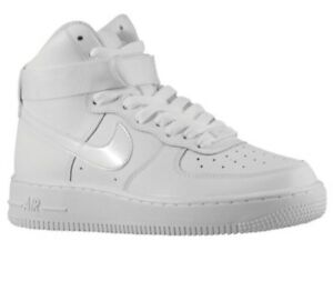 nike air force 1 size 4 white