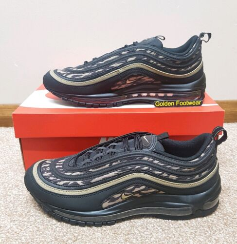 genuino 97 Hombre Camo Uk 7 Aop Negro Air Running Size Max Nike Aq4132001 Genuino 4wECfOqx