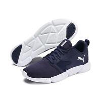 Puma Interflex Modern Unisex Running Shoe (Black)