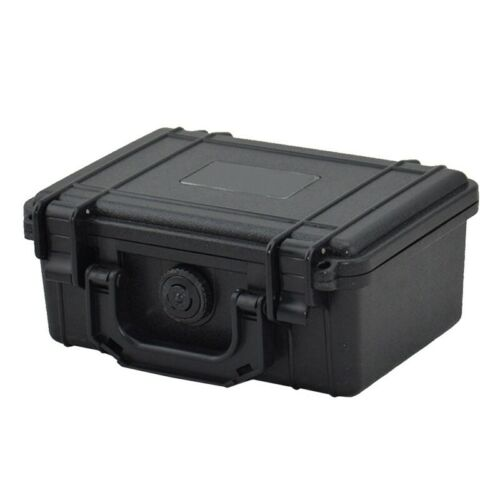 Waterproof Safety Box ABS Plastic Toolbox Outdoor Drying Box Sealing Safety P8H9