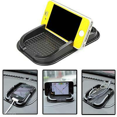 HQ Anti-Slip Car Dashboard Sticky Pad Mat Holder for iPhone Samsung GPS Coin Key