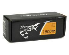 TATTU 1800mah 4s 14.8v 75c Lipo RC Remote Control Airplane Heli Drone Battery