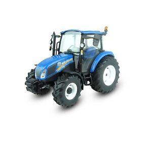 Tracteur New Holland Modèle T4.65 Échelle 1:32 Universal Hobbies