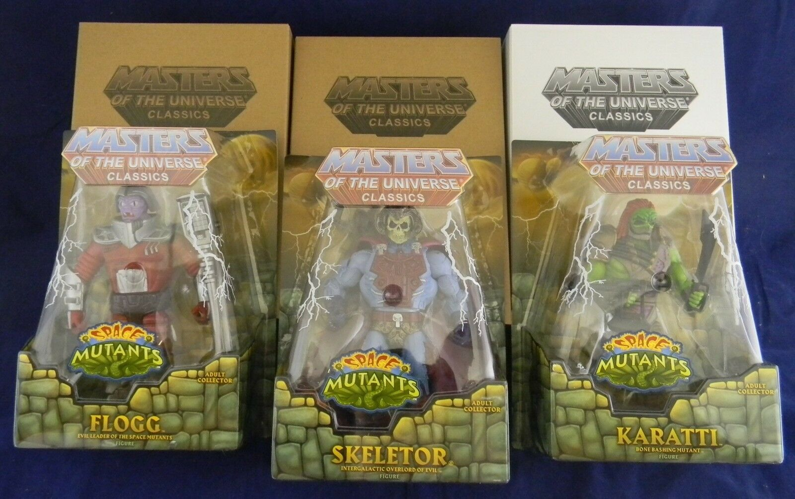 Masters of the Universe classeeics nuovo  Adventures Skeletor Flogg & Karatti nuovo  per offrirti un piacevole shopping online