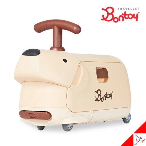 Bontoy New TRAVELLER GOLDI Multifunctional Kids Storage Carrier-Ride On Car Toy