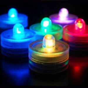 Submersible-Waterproof-LED-Floralyte-Round-Shape-Tea-Light-Wedding-Centrepiece