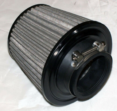 FILTER JDM POLISH 95-99 ECLIPSE RS GS 2.0L NON TURBO INDUCTION COLD AIR INTAKE