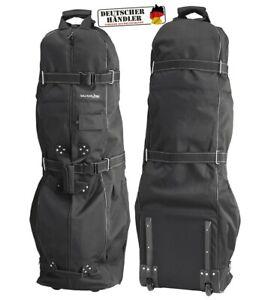 SILVERLINE-034-Deluxe-034-Travelcover-Reisbag-Golfbag-Reisetasche-Flightcover