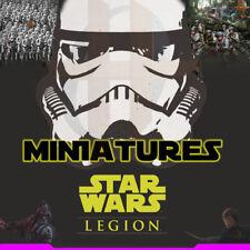 Star Wars Legion - Miniatures NO Upgrade Cards