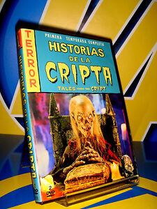Peliculas-EN-DVD-HISTORIA-DE-LA-CRIPTA-PRIMERA-TEMPORADA-serie