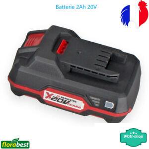 Parkside-batterie-20V-2ah