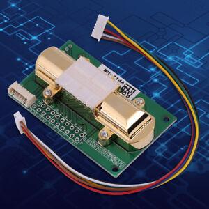 NDIR CO2 Sensor Module MH-Z14A Serial Port 0-5000ppm PWM Analog Output 1pc