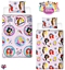 REDUCED-Disney-Character-Girls-Kids-Bedding-Single-Double-Duvet-Cover-Bed-Set thumbnail 2