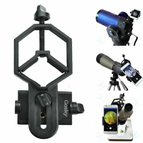 Gosky Universal Smartphone Adapter Big Type for Scope Telescope Microscope