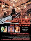 Living Legends and Ultimate Singers Musicians and Entertainers 9780595421831