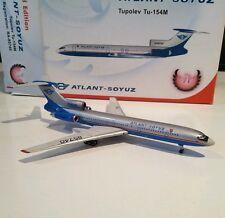 Phoenix Atlant Soyuz Tupolev Tu-154 RA-85740 1 400 scale model like Aeroclassics