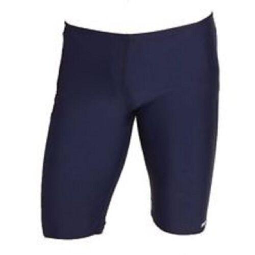 """Maru Junior Boy Pacer Jammer Navy Blue New Swimming Swim Age 5-6 //24/"""""""