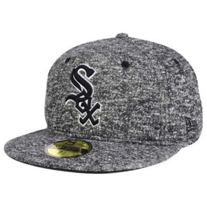 4e05b2165267d Chicago White Sox MLB All Frenchie Cap Hat New Era 59FIFTY Fitted ...