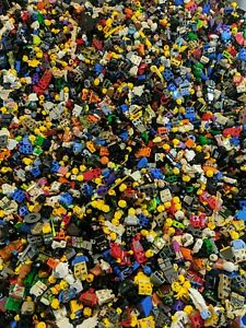 LEGO Minifigura LOTTO 10 casuale MINIFIGS per ordine City Città ninjago chima