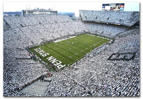 """PENN STATE FOOTBALL Notre Dame at Penn State Sept 2007 Fridge Magnet 2.5/""""x 3.5/"""""""