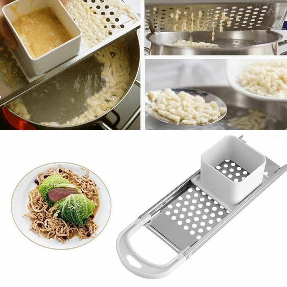 Ibili Dumpling Maker Set Blanc,