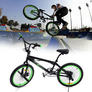bmx style 20 zoll leichtes rad jungen bike fahrrad. Black Bedroom Furniture Sets. Home Design Ideas