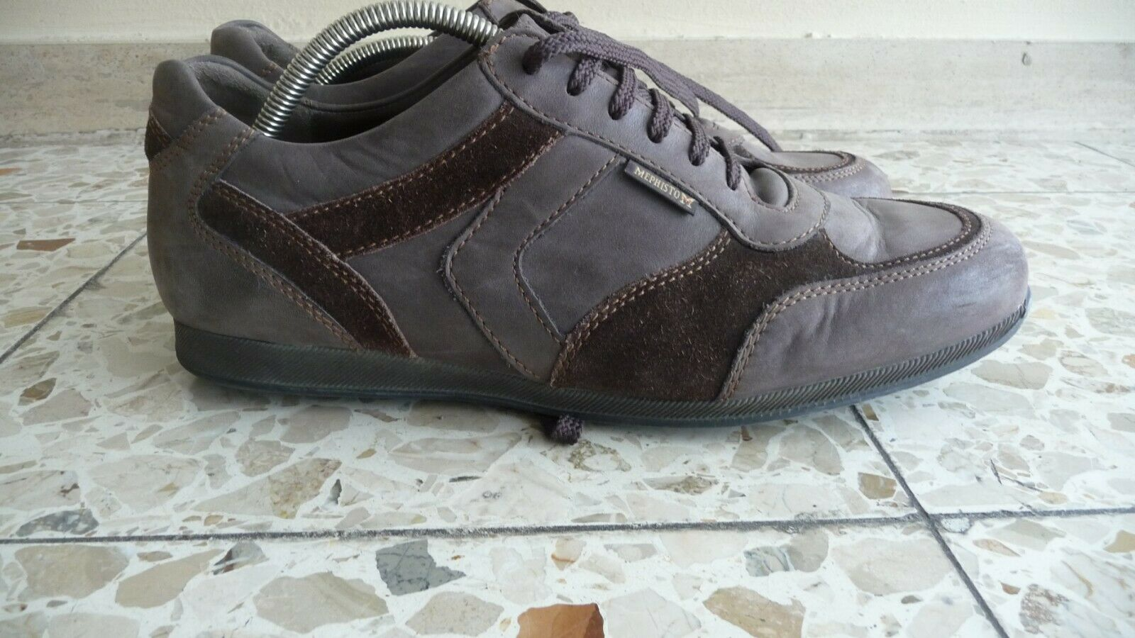 Mephisto Mens Sneakers Shoes Size UK: 9 US: 9,5 LIKE NEW