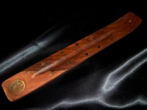 Pentagram-Stick-Incense-Burner-Pentacle-Wicca-INC36