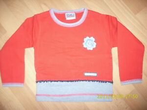 T-Shirt-Shirt-Langarmshirt-Pulli-Topolino-Gr-110