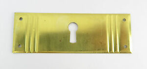 Saisir De La Serrure Rosette Déguisement Laiton De Tiroir En Tôle Golden-h Golden Fr-fr Afficher Le Titre D'origine