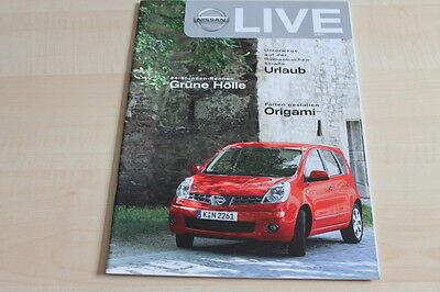 24h Nürburgring Nissan Live 03/2007 Waren Des TäGlichen Bedarfs Nissan Note 107450