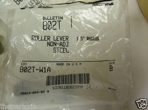 New-Allen-Bradley-802T-W1A-Limit-Switch-Steel-Roller-Lever-Arm-NIFP