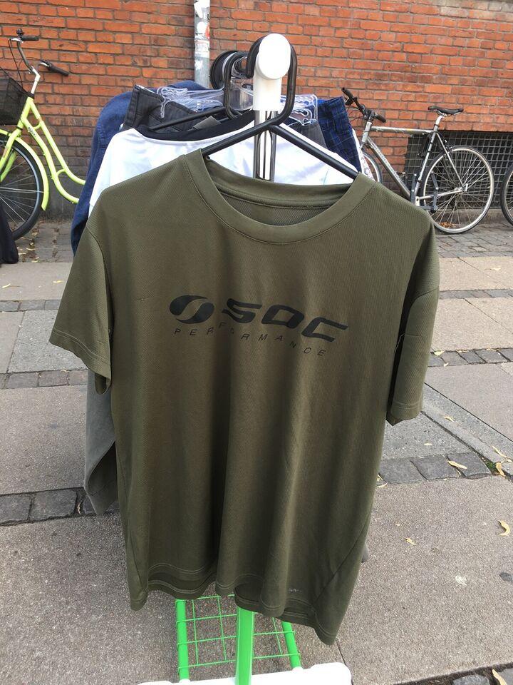 T-shirt, SOC træningsbluse, SOC