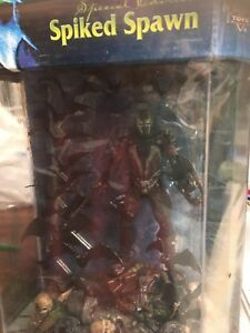 Mcfarlane Toys Special Edition Spawn, Spaghed Spawn, Fishtank, tout neuf.