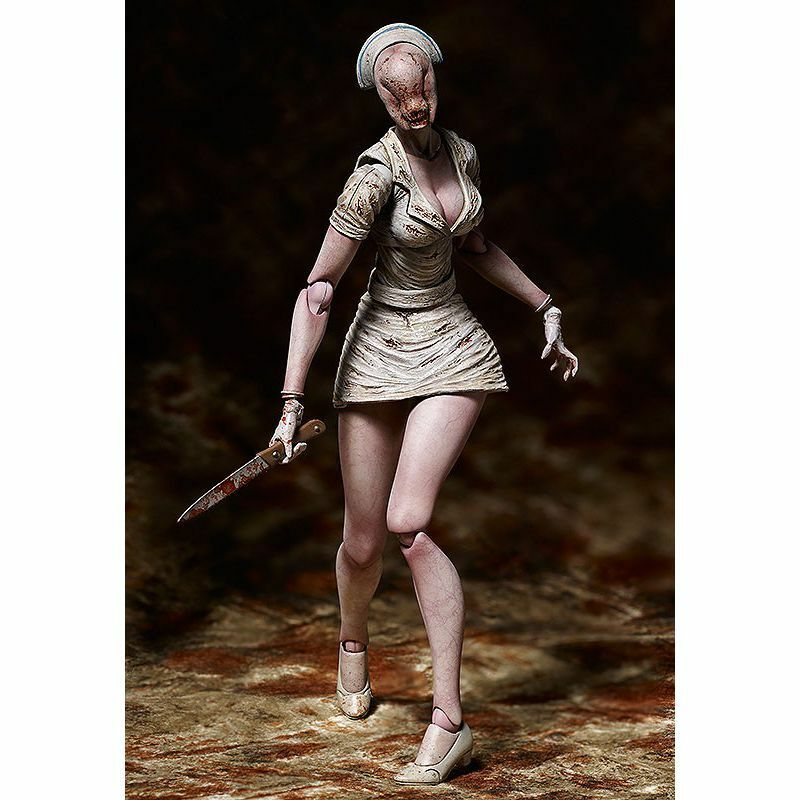 Silent Hill 2 figurine Figma Figma Figma Bubble Head Nurse 061cd7