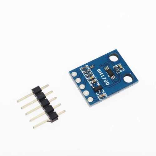 2pcs GY-302 BH1750 BH1750FVI Light Intensity Illumination Module