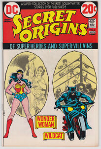 Secret-Origins-3-VF-NM-9-0-Wonder-Woman-Wildcat