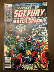 WHAT-IF-14-Sgt-Fury-1979-CLASSIC-BRONZE-AGE