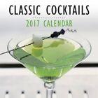 Classic Cocktails Calendar 2017 by Peony Press 9780754832775