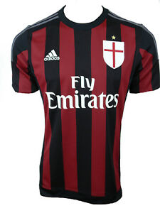 Adidas-Ac-Milan-Milano-Maglia-Jersey-S11836-TGL-XS