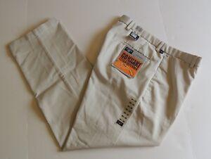 chino kaki t Pantalon en Go 36x33 Dockers Mens qv4Rp