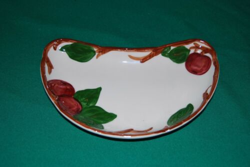 Franciscan Apple Crescent Salad Plate Excellent Condition
