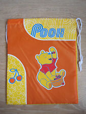 Turnzak - oranje zwemzak Winnie de Poeh -  Sac à nager Winnie l'Ourson - Orange